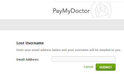 PayMyDoctor Bill Pay
