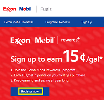 ExxonMobil Rewards