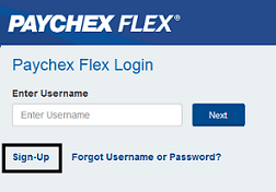 Login Paychex Flex