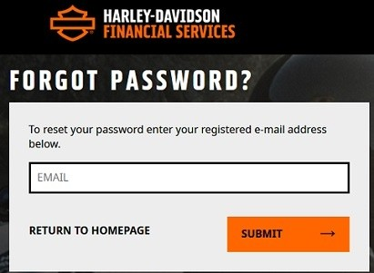 Harley Davidson Loan Login
