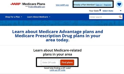 MyAARP Medicare Pay Bill