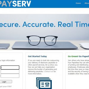 USPayserv Login – US Payserv Electronic Payroll Services